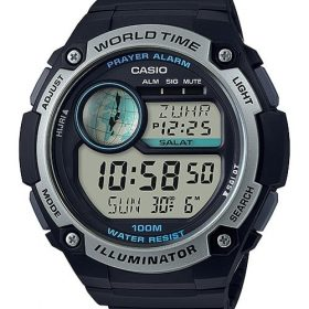 Casio Prayer Compass CPA-100-1AV- For Men