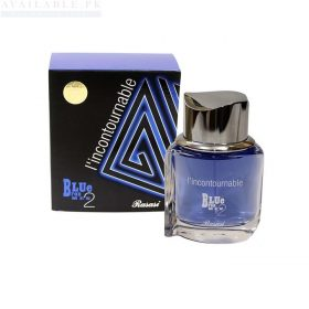 Rasasi L'Incontournable Blue 2 for Men - 75ml Price In Pakistan.