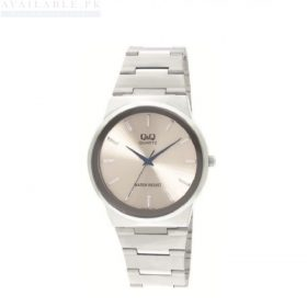 Q&Q Silver Steel Men's Watch Q398201Y Price In Pakistan