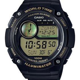 Casio Prayer Compass CPA-100-9AV- For Men
