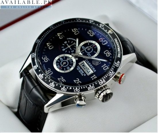 Tagheuer Carrera Calibre 16 Day And Date