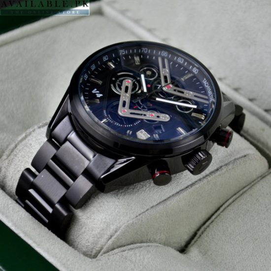 TAGHEUER V4 ROUND Watch For Men