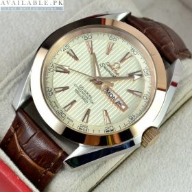 OMEGA SEAMASTER DAY AND DATE Watch Price In Pakistan