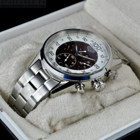 TAGHEUER CARRERA MIKROGRAPH AUTOMATIC Watch For Men