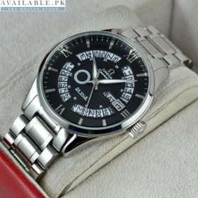 Omega De Ville Day And Date AAA2