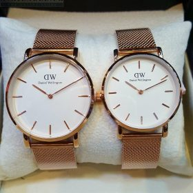 Daniel Wellington Classic Golden 40MM Couple Watch Price In Pakistan