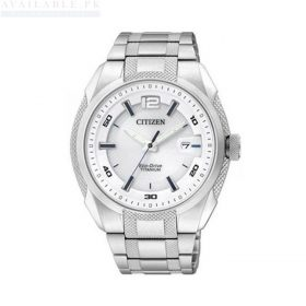 Citizen Titanium Men's Watch BM6901-55B - Silver