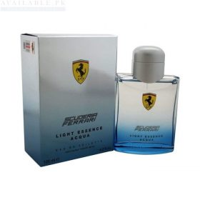 Ferrari Light Essence Aqua EDT Spray 125ml