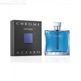 AZZARO Chrome Intense for men - 100ml
