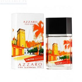 AZZARO Pour Homme Limited Edition For Men