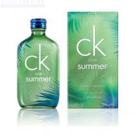 Calvin Klein One Summer 2016 - For Women and Men