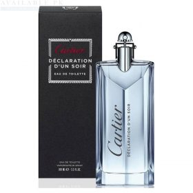 CARTIER Deceleration D'un Soir for Men - 100 ml