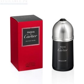 CARTIER Pasha De Cartier - Noir Edition For Men - 100 ml