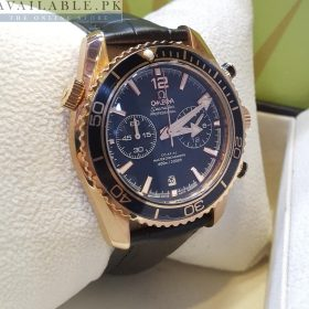 Omega Seamaster Professional Black Edition His Watch