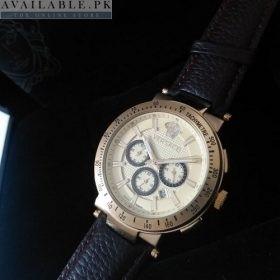 Genuine Versace Mystic Cream Dial Watch 27C88928678