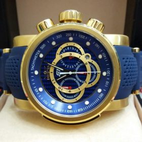 Invicta S1 Rally Chronograph Blue Dial Blue Silicone Watch Price In Pakistan