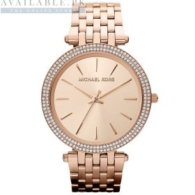 Michael Kors Women's Darci Peach Watch MK3192 Price In Pakistan