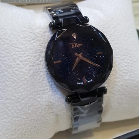 Dior Midnight Glitter Deep Bluish Black Her Watch Price in Pakistan