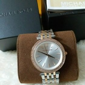 Michael Kors Women's Darci Dual Tone Watch MK3215 Price In Pakistan