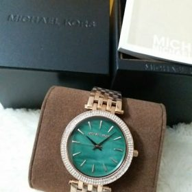 Michael Kors Women's Darci SeaGreen Watch Price In Pakistan