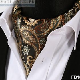 Men's Cravat Business Formal Wear Neckline Towel Jacquard