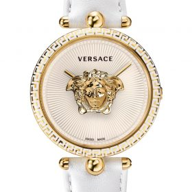 Versace Unisex Palazzo Medusa Bright White Watch Price In Pakistan