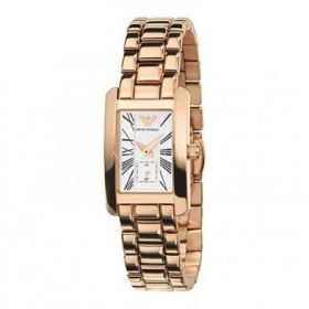 Emporio Armani AR0174 Ladies Gold Watch