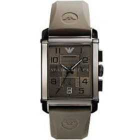 Emporio Armani Men's Band Material rubber Watch AR0336
