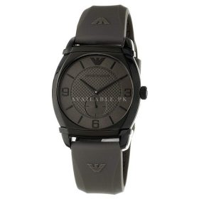 Emporio Armani Designer Analog Grey Dial Men's Watch - AR0341
