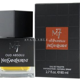 Key Notes La Collection M7 Oud Absolu by Yves Saint Laurent is a Oriental Woody fragrance for men. La Collection M7 Oud Absolu was launched in 2011. Top note is mandarin orange; middle note is patchouli; base notes are french labdanum, myrhh and agarwood (oud).