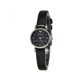 Emporio Armani AR1684 Women's Watch Leather Strap