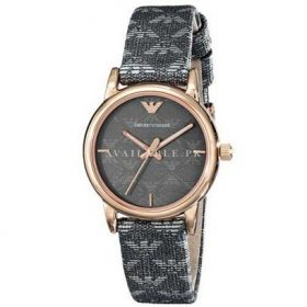 Emporio Armani Women's AR1837 Quartz Grey Watch