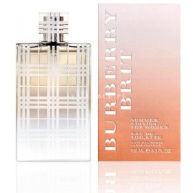 Burberry Brit Summer For Women Perfume 100ml