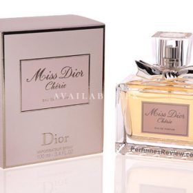 Miss Dior Cherie Christian Perfume for Her - 100ml