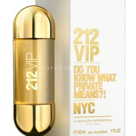 Carolina Herrera 212 VIP Perfume for Her - 100ml EDT