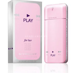 Givenchy Play Perfume for Her- 75ml EDP