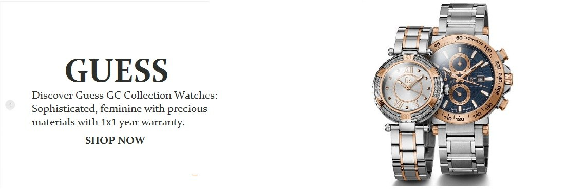 guess women watches price in pakistan