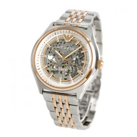 Mechanical Clock Men Emporio Armani Trendy Cod. ar60002