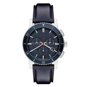 Burberry BU9383 Watch Blue Dial Stainless Steel Case Quartz
