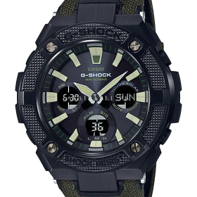 Casio G Shock GST-S130BC-1A3DR- For Men