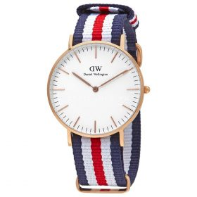Daniel Wellington Women's DW00100030 Canterbury Watch