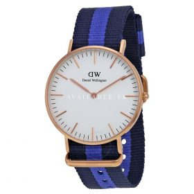 Daniel Wellington Women's Quartz Watch Analogue 00100031