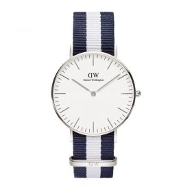 Daniel Wellington Classic Glasgow 36mm Stainless steel Watch