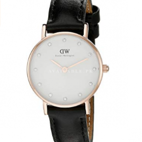 Daniel Wellington Women's DW00100060 Quartz Black Watch