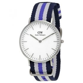 Daniel Wellington Trinity Silver Women's Watch 0609DW Dial Analogue