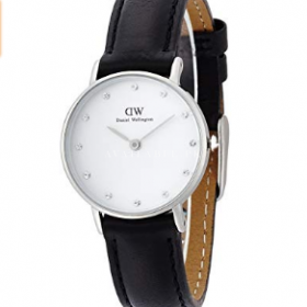 Daniel Wellington Women's DW00100068 Analog Quartz Black Watch