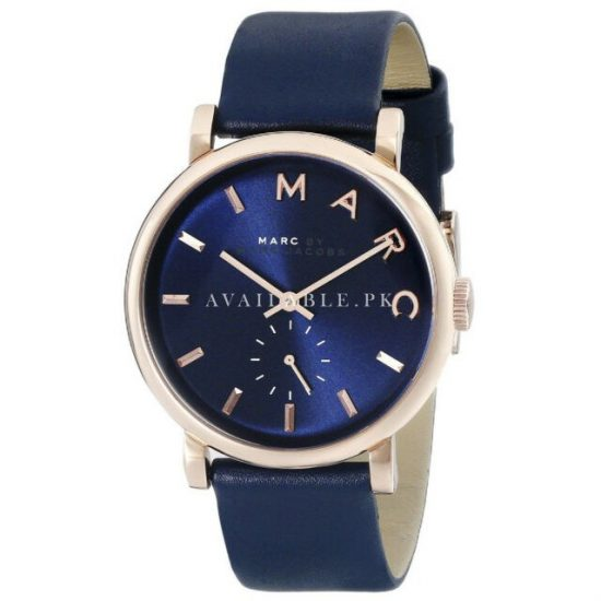 Marc by Marc Jacobs Womens MBM1329 -Stainless steel Baker