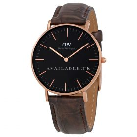 Daniel Wellington Wellington Classic Leather 00100140 Watch