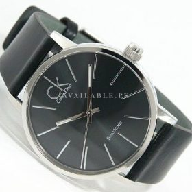 Calvin Klein mens-standard round Watch Post Minimal K7621107