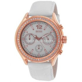 Hugo Boss Women's Cadiz Chronograph Quartz Watch 1502261